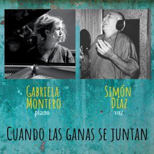 CUANDO LAS GANAS SE JUNTAN GABRIELA MONTERO Y SIMON DIAZ 2006