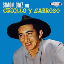 SIMON DIAZ CRIOLLO Y SABROSO 1966