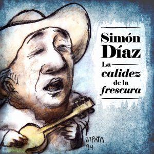 SIMON DIAZ LA CALIDEZ DE LA FRESCURA